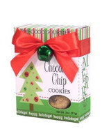 Too Good Gourmet gourmet Jingle bell Chocolate Chip cookies (Tree) 57 gr.,24/cs
