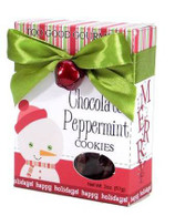 Too Good Gourmet Jingle bell Chocolate Peppermint cookies (Snowman) 57 gr.,24/cs