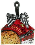 Too Good Gourmet Mini, reusable skillet with Chocolate chip cookie mix 12/cs
