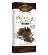 Camille Bloch Dark Chocolate Mousse 100 gr., 12/cs