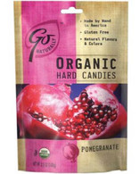 Go Organic hard candies - Pomegranate 100 gr., 6/cs
