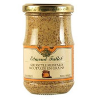 Edmond Fallot seed style mustard 375 ml., 12/cs