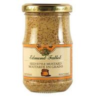 Edmond Fallot seed style mustard 375 ml., 12/cs