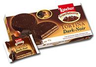 Loacker Tortina Dark 3x21 gr., 12/cs