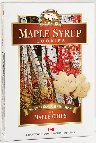 d7277f8dfd4 Sold Out. Canada True Maple Syrup Cookies 140 gr. ...