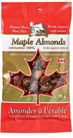 Canada True Maple Almonds 70 gr., 48/cs