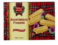 Highland Specialty Shortbread Fingers 300 gr., 12/cs