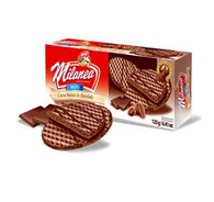 Lumar Chocolate Biscuits in chocolate coating 125 gr., 20/cs