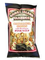 Coney Island Caramel Popcorn with Himalayan pink salt 340 gr., 12/cs