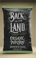 Coney Island ORGANIC Popcorn -  Himalayan Pink Salt & Olive Oil 113 gr., 12/cs