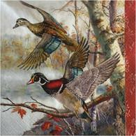Lunch Napkins - Wild Ducks