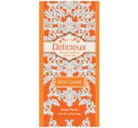 McSteven's Delicieux Salted Caramel Cocoa - Orange 35 gr., 20/cs