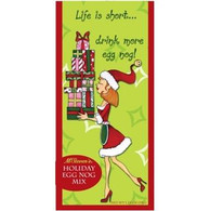 McSteven's Life is Short Holiday Egg Nog Mix 35 gr., 20/cs