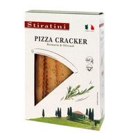 Stiratini pizza crackers with rosemary and extra virgin olive oil 100 gr., 8/cs