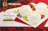 Walkers Meringue Shells 125 gr., 12/cs