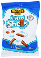 Unique Original Pretzel Shells 60 gr., 24/cs