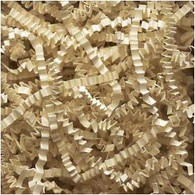 10 lb Crinkle Cut - Ivory