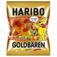 Haribo Gold Bear 100 gr., 30/cs