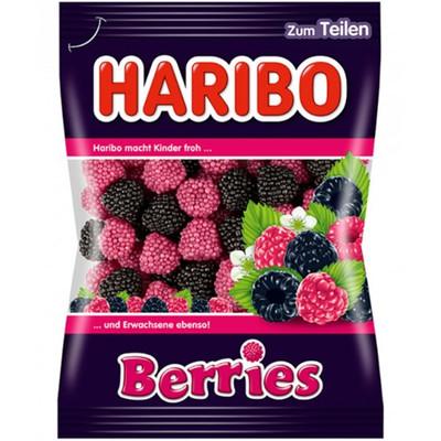Haribo Berries 200 gr., 30/cs