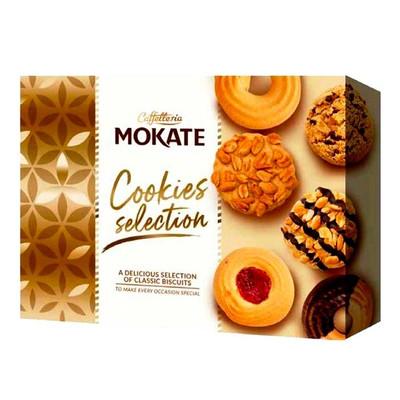Caffetteria Mokate Cookies Selection 260 gr., 8/cs