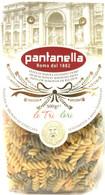 Pantanella Fusilli Tricolore 500 gr., 16/cs