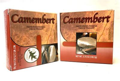 Northwood Cheese shelf-stable Camembert Cheese spread 106 gr., 24/cs