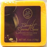Northwood Cheese shelf-stable Cabernet Gourmet Cheese 170 gr., 24/cs