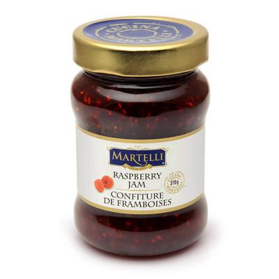 Martelli Raspberry Jam 370 gr., 6/cs