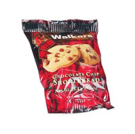 Walkers chocolate chip Shortbread cookies 28.4 gr., 36/cs