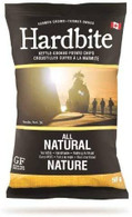 Hardbite All Natural Chips 50 gr., 30/cs
