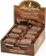 Laura Secord Chocolate Fudge (singles) 25 gr., 24/cs