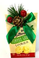 Too Good Gourmet Mini Butterscotch Toffee Crunch cookies 57 gr., 24/cs