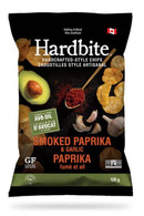 Hardbite Handcrafted Style Chips - Smoked Paprika & Garlic 128 gr., 15/cs