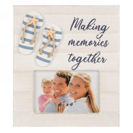 "Making Memories together, for 6""x4"" photo - 9""x10.5""H"