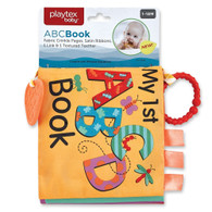 Playtex Baby's First Teething Book ABC