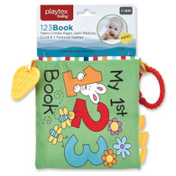 Playtex Baby's First Teething Book 123