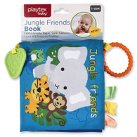 Playtex Baby's Jungle Friends Book