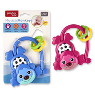Playtex Musical Monkeys Min 2 (1 of ea col)