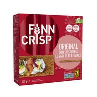 FINN Original Thin Crispbread 200 gr., 9/cs