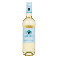 Carl Jung De-alcoholized Chardonnay wine 750 ml./6cs PICKUP OR PALLET SHIPMENTS ONLY