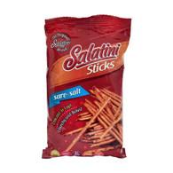 Salatini Crunchy & Baked Pretzel sticks 80 gr., 12/cs