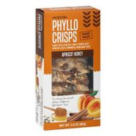 Nu Bake Phyllo Crisps - Apricot Honey 80 gr., 12/cs