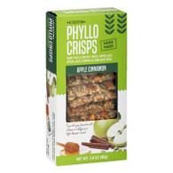 Nu Bake Phyllo Crisps - Apple Cinnamon 80 gr., 12/cs