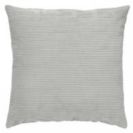 "Grey squares pattern cushion 18""x18"""