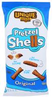Unique Pretzel Shells - Extra crunchy 284 gr., 12/cs