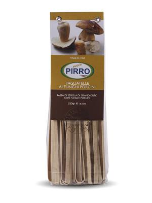 Pirro Funghi Porcini (Porcini Mushroom) Tagliatelle Pasta 250 gr. 16/cs