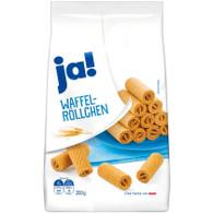 ja! waffle rolls 200 gr., 12/cs