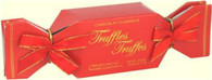 Chocolat Classique truffles firecracker- RED 17 gr.  24/cs.