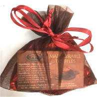Chocolat Classique Maple  Truffles (4 truffles per sachet) 34 gr.  18/cs