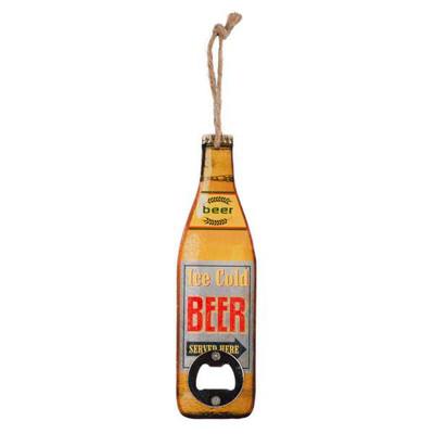 """Beer bottle opener """"Ice Cold Beer """"2""""x8"""""""